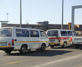 Taxis or taxidermists, stuffing up the transport industry?