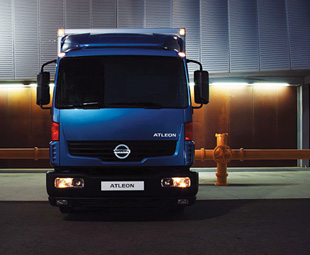 Nissan's enigmatic Atleon is to be succeeded by a new Spanish-built medium truck model for the European market.