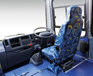 Isuzu's Africa-beating buses