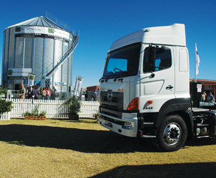 Hino South Africa ploughs back into the farming community.