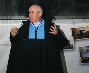 """""""It's not about the wedding, it's about the marriage,"""" said Van Zyl."""