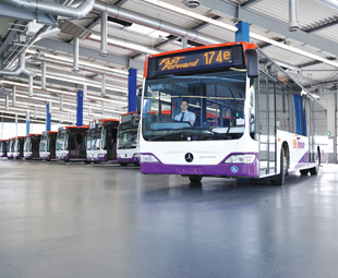 Citaro a success in Singapore