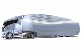 Is this the truck of the future?