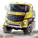 Actros is a winner!