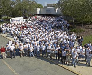 Daimler's North Carolina milestone