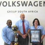 VWSA thinks blue to go green