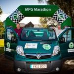 Van stuns UK market with its fuel economy