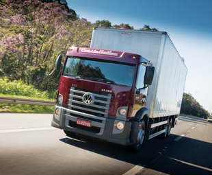 The superficially retro appearance of Freightliner's Revolution concept conceals the outcomes of some distinctly innovative cab and driveline thought processes