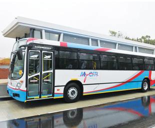 Splendid buses for a splendid system