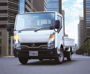 Mitsubishi Fuso and Nissan join forces
