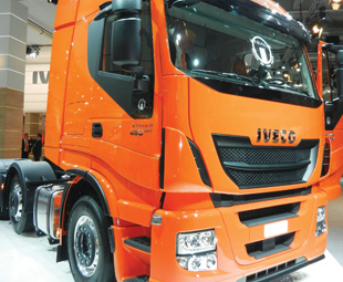 The new Stralis Hi-Way was named International Truck of the Year at the IAA.