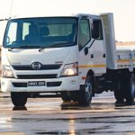 Hino regained its long-running second position.