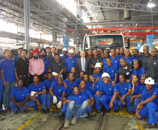 Tata targets a ten-fold production increase
