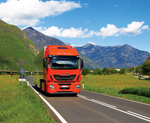 Iveco's new Stralis Hi-Way is the 2013 International Truck of the Year.
