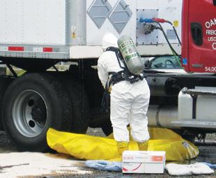 Caution, spill ahead!