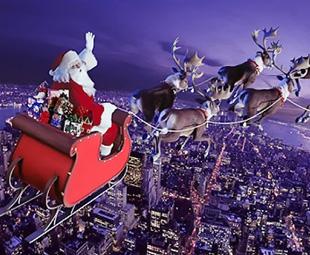 Santa Claus: greatest transport operator of all?