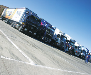 All aboard for Truck Test 2013!