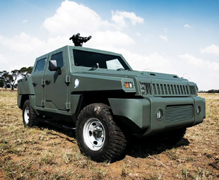 The Marauder Patrol proves that South Africa is in the know when it comes to armoured vehicle manufacturing.