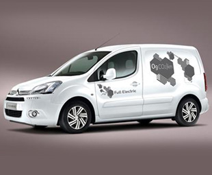 Plug in the Berlingo and go!