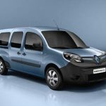 The Kangoo gets a facelift