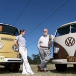 A brief history of the hippie van