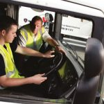 Selecting and employing a new truck or bus driver