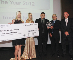 """Iveco South Africa hosted its annual business conference and Dealer of the Year Awards recently, where Truck City was named Iveco's Dealer of the Year for 2012. The Dealer of the Year award is based on a number of criteria including: sales volume and market share, growth percentage, after-sales service, financial acumen and customer relations. """"We are passionate about trucks, doing good business and providing excellent service,"""" says Truck City dealer principal, Trevor Jones. """"It is great to win awards and be recognised for hard work but our primary aim is to keep the customer happy – rewards are a bonus."""" Diedrick Kruger, from Truck Centre Wadeville, walked off with the Best Salesman of the Year award for 2012, while the Best Sales Team award went to Truck Centre Wadeville as well. Shorts Commercial Vehicles was awarded The Most Improved Dealer of the Year award while, in the ever-important area of after sales, Jesse Carnell from Truck Centre won the Overall Parts Manager of the Year award. """"It's an honour to recognise these accomplishments,"""" says Bob Lowden,  Iveco South Africa's managing director. Trevor and his team deliver top-notch service and are dedicated to customer satisfaction. Truck City is a model for success in all aspects of the dealership."""" Other awards in the Sales category presented to the worthy winners included: Best Sales Team, Medium Range, Shorts Commercial Vehicles; Best Sales Team, Heavy Range, Truck Centre Wadeville; Best Sales Team, Extra-Heavy Range, Namibia Commercial Vehicles. Additional awards in the After Sales category were made to: Highest Increase in Parts Sales, Arthurnecious Dembeza from William Bain; Most Consistent Parts Sales, Johan van den Berg from Randburg Commercial Vehicles; Most improved Export Dealer, Rajeev Puri from Incar Tanzania; Most Improved Logistics, Nataniel Dukwe from Truck City Cape Town. On the international front, Iveco is joining forces with New Holland Agriculture in support of the Fédération Internationa"""