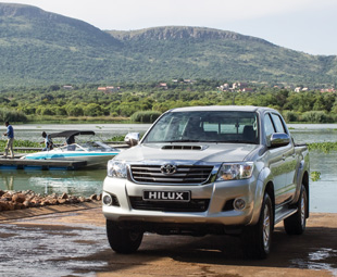 The  Toyota Hilux remains a firm favourite among bakkie-lovers.