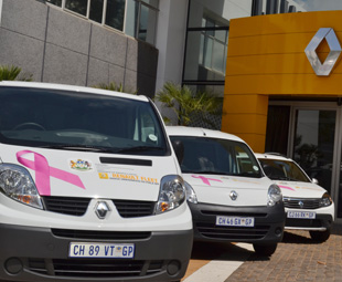 Renault assists women's health campaign in KZN