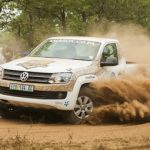 The Spirit of Africa chooses Goodyear Wranglers