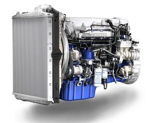 A greater selection of Volvo Euro-6 engines