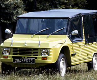 Midlife celebrations for Citroën's original UTE
