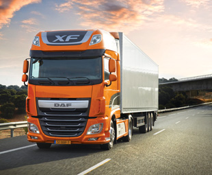 The latest version of DAF's XF flagship is powered by a Euro 6-compliant MX engine.