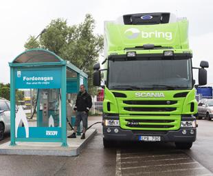 Green, greener, Scania