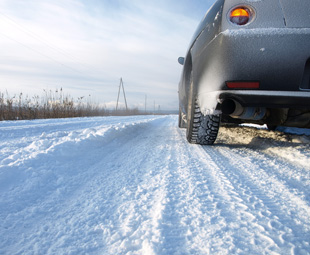 Getting a grip in icy conditions