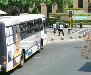 Public transport pandemonium