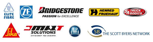 Truck Test 2013 lunch sponsors