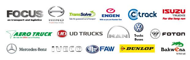 Truck Test 2013 Sponsors