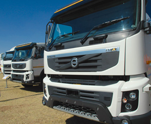 Volvo captivates at Nampo