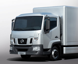 Nissan's NT500 is the successor to the enigmatic Spanish-built Atleon range, using cab components from the latest Cabstar/Atlas model.