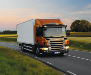 Happening commercial vehicles