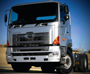 Hino suffered a 3,2 percent loss in market share, dropping from second to fourth position.