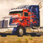 New Transformers truck revealed