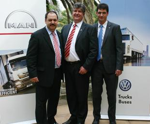 MAN welcomes back Geoff du Plessis