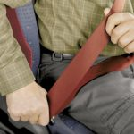 There's a reason it's called a safety belt