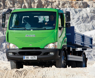 Production of Ashok Leyland's Avia D-Series truck range is moving to India.