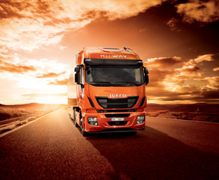 Iveco set to seal a show-steal