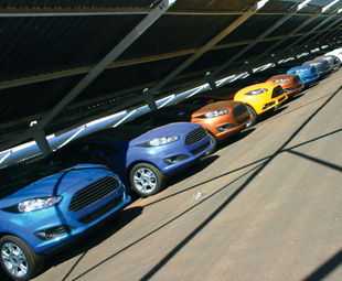The company has over 25 000 vehicles in its care at any one time.