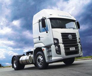 The Constellation is Volkswagen's road-warrior for long hauls.