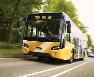 Growing interest in electric buses at UITP show